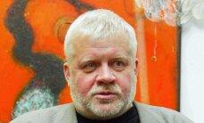 Suri tunnustatud maalikunstnik Lemming Nagel