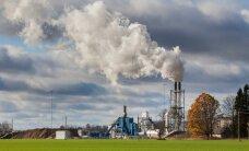 Euroopa Komisjon seadis Eestile eesmärgiks kasvuhoonegaaside emissiooni piiramise 13%