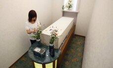 В Японии открылся отель для мертвецов