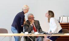 Presidendiks pürgiv Mailis Reps sihib Keskerakonna esimehe tooli