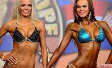 FOTOD: Milline vorm! Eestlanna tuli Arnold Classic Europe võistlustel kullale