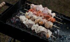 Как замариновать говядину для шашлыка?