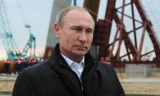 В ближайшее время Путин посетит Крым