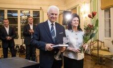 Arnold ja Ingrid Rüütel pälvisid missioonipreemia
