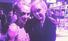 FOTOD: Nagu tõeline staar! Heti Tulve säras Oscari vaatamispeol ja poseeris Miley Cyrusega