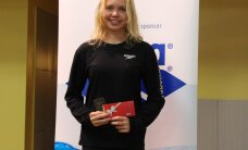 100 m liblikujumises sündis uus Eesti juunioride rekord