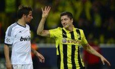 Manchester United võlub Lewandowskit siiski kõige rohkem