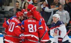 ФОТО и ВИДЕО: Сборная России разгромила США в поединке за бронзовые медали