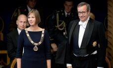 Ilves pärandas Kaljulaidile rekordmadala usaldusväärsuse