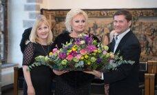 FOTOD: Anne Veski tähistas juubelit ja esitles kuulsate sõprade keskel tuliuut plaati!