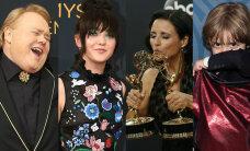 HIIGELGALERII: Hollywoodis jagati kätte tänavused tele-Oscarid ehk Emmy-auhinnad