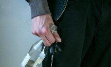 За минувшие сутки полиция выявила 24 пьяных водителя