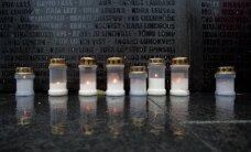 Pühapäeval toimuvad mitmel pool Eestis Estonia katastroofi mälestusüritused
