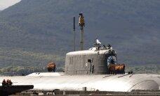 Lammutataval Vene tuumaallveelaeval oli tulekahju