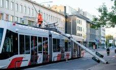 Tallinn vahetab 71-st ohtlikust tänavapostist esialgu välja vaid 27