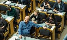 OTSEPILT JA BLOGI: Riigikogus lõpetati venitamise saatel haldusreformi eelnõu teine lugemine, 121-st ettepanekust arvestati vaid nelja
