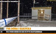 В Швеции от удара током в 30 000 вольт погибли двое рабочих из Эстонии