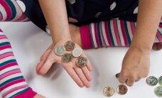 Lastefondi selgitus: meil ei teenita kahekordset Eesti keskmist palka