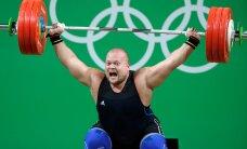 ФОТО: Талахадзе установил мировой рекорд, Сейм остался без медали