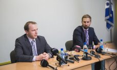 ФОТО: Полиция и прокуратура объяснили, в чем именно подозревается вице-мэр Тарту Каяр Лембер