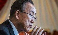 Пан Ги Мун назвал кризис беженцев кризисом солидарности