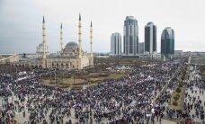 Власти Польши не собираются пропускать скопившихся у границы чеченцев: в кавказской республике нет войны