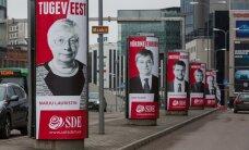 REGISTREERIMINE LÄBI: Vaata, kes seadsid üles enda kandidatuuri Europarlamendi valimisteks