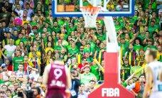 FOTOD: Riia alagrupi oodatuima duelli võitis Leedu