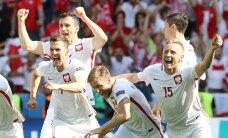 ФОТО И ВИДЕО: Польша - первый четвертьфиналист Евро-2016