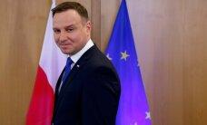 Poolas konfiskeeriti väidetavalt presidenti solvanud video YouTube'i pannud poisi arvuti
