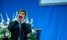 VIDEO ja FOTOD | Martin Helme sai suure häältesaagiga EKRE uueks esimeheks. Jaak Madison jäi pika ninaga, aseesimeesteks valiti Mart Helme, Põlluaas ja Pohlak