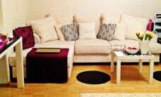 """""""Minu stiilne elutuba"""": Must-valge-lilla ja barokkstiil"""
