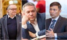 Keskerakondlased: Tallinna ametiasutustest uut haridus- ja teadusministrit pigem ei leia
