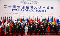 G20: кризис в мировой экономике и китайско-американском протоколе