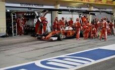 Ferrarit võib Bahreini F1-etapil tehtu tõttu oodata ees karistus