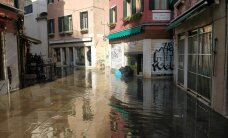 FOTOD | Silver Meikar: Veneetsias said üleujutuse tõttu kannatada ka need, kelle jalad tavaliselt kuivaks jäävad