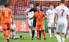 Holland ei pääsenud finaalturniirile, EM-pileti teenisid Türgi ja Horvaatia