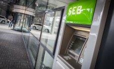 Lugeja panga peale solvunud: SEB võtab inimestel võimaluse pangas sularahaga arveldada!
