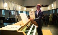 Palju õnne! Riigikogulane Aivar Sõerd sai bakalaureusekraadi