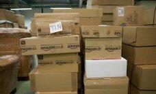 Lugeja: miks ei ole Amazonist võimalik enam Eestisse kaupa tellida?