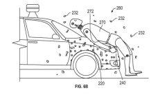 Kärbsepaber jalakäijatele – Google patenteerib uudse turvalahenduse