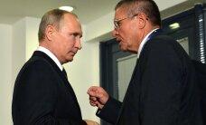 Кремль: Путин знал о ходе оперативной разработки Улюкаева