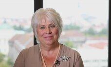 KANDIDAADI KÕNE. Marina Kaljurand: Eestil on, mille poole püüelda ja siin on presidendil oma roll