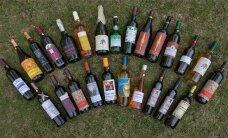 Исследование: жители Эстонии предпочитают европейские вина