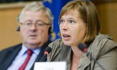 Чем занималась Керсти Кальюлайд в Европейской счетной палате?