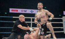 FOTOD: Tseiko ja Smoldarev olid Nr 1 Fight Show`l võidukad
