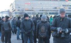 Iseseisvuspäeva meeleavaldused Helsingis kulgesid rahulikumalt kui kardeti, kinni peeti seitse inimest