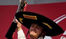 VORMELIKOMMENTAAR: Nico Rosberg taasleidis enesekindluse
