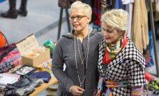 FOTOD: Kevadine kirbukas! Evelin Ilves, Grete Paia ja teised staarid kauplesid Buduaari turul hea ja paremaga!