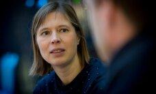 Кальюлайд поддерживает спокойные отношения с Россией и бесплатное обучение эстонскому языку в Ида-Вирумаа